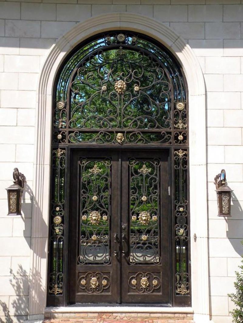 All; Grand Doors; Double Doors; Single Doors; Railings Gates Balconies \u0026 Staircases & Iron Doors New York